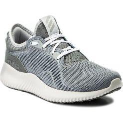 Buty adidas - Alphabounce Lux W BW1216 Grethr/Gretwo/Ftwwht. Szare obuwie sportowe damskie Adidas, z materiału. W wyprzedaży za 259.00 zł.