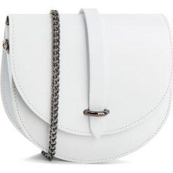 Torebka CREOLE - K10559 Biały. Białe torebki do ręki damskie Creole, z tworzywa sztucznego. W wyprzedaży za 119.00 zł.