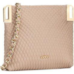 Torebka NOBO - NBAG-D3260-C015 Ciemnobeżowy. Brązowe torby na ramię damskie Nobo. W wyprzedaży za 99.00 zł.