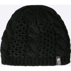 The North Face - Czapka. Czarne czapki i kapelusze damskie The North Face. W wyprzedaży za 89.90 zł.