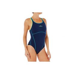 Strój jednoczęściowy pływacki Kamiye damski. Niebieskie kostiumy jednoczęściowe damskie NABAIJI. Za 59.99 zł.