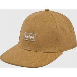 True Spin - Czapka Decent. Brązowe czapki i kapelusze męskie True Spin. W wyprzedaży za 49.90 zł.