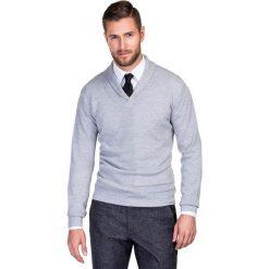 Sweter GERALDO SWPR000157. Swetry przez głowę męskie marki Giacomo Conti. Za 229.00 zł.