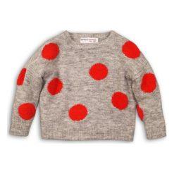 Minoti Sweter Dziewczęcy Gang, 92, Szary. Swetry dla dziewczynek marki bonprix. Za 86.00 zł.
