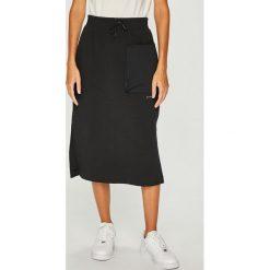 Nike Sportswear - Spódnica. Szare spódnice damskie Nike Sportswear, z bawełny. Za 259.90 zł.