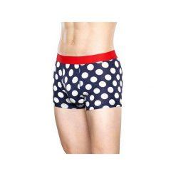 Bielizna męska Happy Socks  - Big Dot Trunk (BDO87-6004). Bokserki męskie marki NABAIJI. Za 79.90 zł.