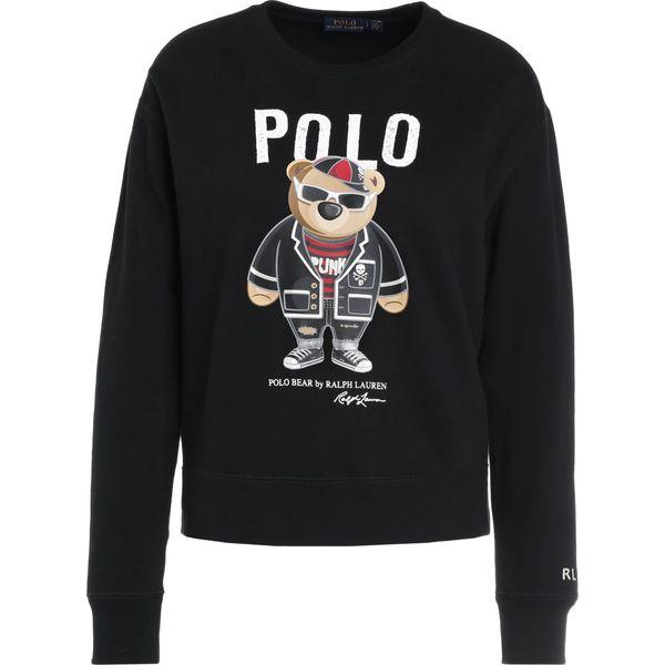 a962dd76a Polo Ralph Lauren MAGIC Bluza black - Bluzy damskie Polo Ralph ...