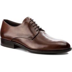 Półbuty BOSS - Bristol 50374745 10201735 01 Medium Brown 216. Eleganckie półbuty Boss, ze skóry. W wyprzedaży za 919.00 zł.
