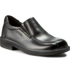 Półbuty ECCO - Junior Dublin 73550201001 Black. Eleganckie półbuty marki Gino Rossi. W wyprzedaży za 199.00 zł.
