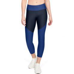 Under Armour Spodnie damskie TB Balance Crop czarno niebieskie r. L (1305432-409). Spodnie dresowe damskie marki Nike. Za 172.18 zł.