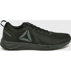 Reebok - Buty Astroride Essential. Czarne buty sportowe męskie Reebok, z materiału. Za 199.90 zł.