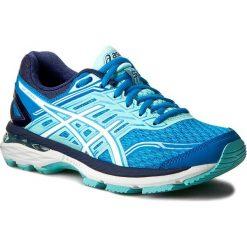 Buty ASICS - GT-2000 5 T757N Diva Blue/White/Aqua Splash 4301. Niebieskie obuwie sportowe damskie Asics, z materiału. W wyprzedaży za 379.00 zł.