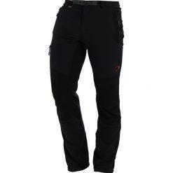 Mammut COURMAYEUR PANTS MEN Spodnie materiałowe black. Spodnie materiałowe męskie Mammut, z elastanu, sportowe. Za 839.00 zł.