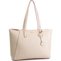 Torebka COCCINELLE - CF8 Clementine Soft E1 CF8 11 01 01 Seashell N43. Brązowe torebki do ręki damskie Coccinelle, ze skóry. W wyprzedaży za 869.00 zł.