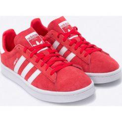 Adidas Originals - Buty Campus W. Szare obuwie sportowe damskie adidas Originals, z materiału. W wyprzedaży za 329.90 zł.