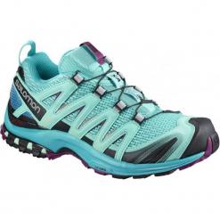 Salomon Buty Do Biegania Xa Pro 3d W Blue Curac/Blubrd/Darkpurpl 40.0. Niebieskie obuwie sportowe damskie Salomon. W wyprzedaży za 369.00 zł.