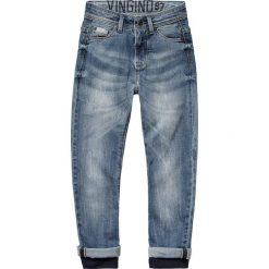 """Dżinsy """"Calloway"""" - Regular fit - w kolorze niebieskim. Jeansy dla chłopców marki Reserved. W wyprzedaży za 99.95 zł."""