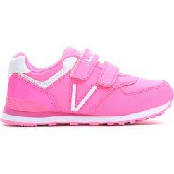 Różowe Buty Sportowe Pink Air. Czerwone buty sportowe dziewczęce Born2be, z materiału. Za 49.99 zł.
