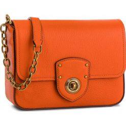 Torebka LAUREN RALPH LAUREN - Millbrook 431687504006 Orange. Brązowe torebki do ręki damskie Lauren Ralph Lauren, ze skóry ekologicznej. W wyprzedaży za 699.00 zł.