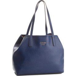 Torebka GUESS - Vikky HWVG69 95230 Nav. Niebieskie torebki do ręki damskie Guess, ze skóry ekologicznej. W wyprzedaży za 449.00 zł.