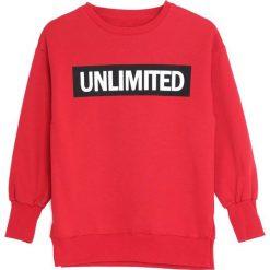 Czerwona Bluza Designation. Czerwone bluzy dla dziewczynek Born2be. Za 59.99 zł.