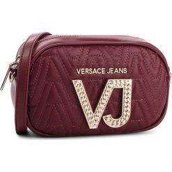 Torebka VERSACE JEANS - E1VSBBI1 70784 331. Czerwone listonoszki damskie Versace Jeans, z jeansu. Za 619.00 zł.