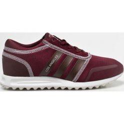 Adidas Originals - Buty Los Angeles. Brązowe obuwie sportowe damskie adidas Originals, z gumy. W wyprzedaży za 199.90 zł.