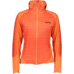 """Kurtka funkcyjna """"Pro Stretch Thinsulate"""" w kolorze pomarańczowym. Brązowe kurtki męskie Völkl, z materiału. W wyprzedaży za 317.95 zł."""