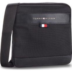 Saszetka TOMMY HILFIGER - Tommy Tailored Mini AM0AM03514  002. Czarne saszetki męskie Tommy Hilfiger, z materiału, młodzieżowe. Za 349.00 zł.