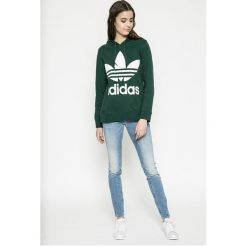 Adidas Originals - Bluza. Bluzy damskie adidas Originals, z nadrukiem, z bawełny. Za 279.90 zł.