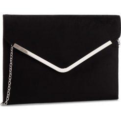 Torebka MENBUR - PACOMENA 44713 Black 0001. Czarne torebki do ręki damskie Menbur, z materiału. Za 169.00 zł.