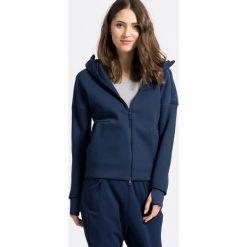 Adidas Performance - Bluza. Bluzy damskie adidas Performance, z bawełny. W wyprzedaży za 239.90 zł.