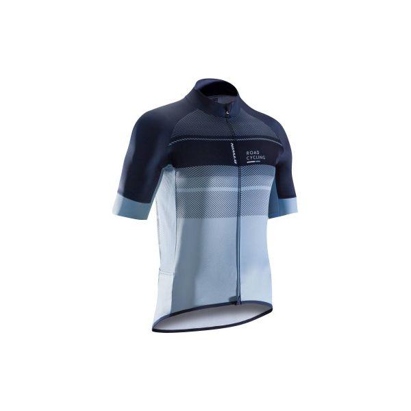 Koszulka krótki rękaw na rower szosowy ROADCYCLING 900 męska. Koszulki sportowe męskie TRIBAN. W wyprzedaży za 119.99 zł.