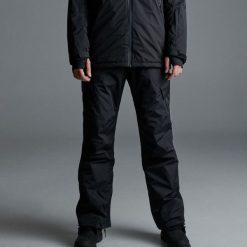 Spodnie snowboardowe - Czarny. Spodnie snowboardowe męskie marki WED'ZE. Za 199.99 zł.