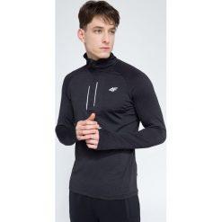 Bluza treningowa męska BLMF002 - ciemny szary melanż. Bluzy męskie marki KALENJI. W wyprzedaży za 149.99 zł.