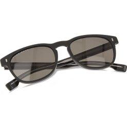 Okulary przeciwsłoneczne BOSS - 0927/S Matt Black 003. Czarne okulary przeciwsłoneczne damskie Boss, z tworzywa sztucznego. W wyprzedaży za 489.00 zł.
