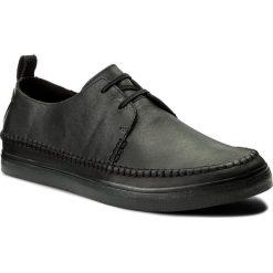 Półbuty CLARKS - Kessell Craft 261337497 Black Leather. Półbuty na co dzień męskie marki Giacomo Conti. W wyprzedaży za 259.00 zł.