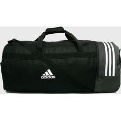 Adidas Performance - Torba. Czarne torby sportowe męskie adidas Performance, z materiału. W wyprzedaży za 279.90 zł.