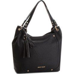 Torebka JENNY FAIRY - RH2041 Black. Czarne torebki do ręki damskie Jenny Fairy, ze skóry ekologicznej. Za 119.99 zł.