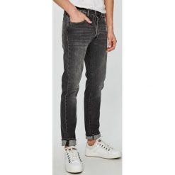 Levi's - Jeansy 501. Brązowe jeansy męskie Levi's. W wyprzedaży za 259.90 zł.