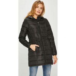 Vero Moda - Kurtka/płaszcz 10199013. Czarne płaszcze damskie Vero Moda. W wyprzedaży za 139.90 zł.