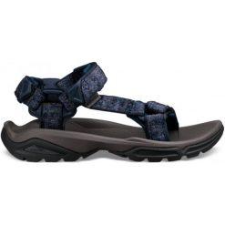 Teva Sandały Męskie Terra Fi 4, Rocio Blue 45.5. Niebieskie sandały męskie Teva, z tkaniny. Za 445.00 zł.