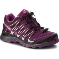 Buty SALOMON - Xa Lite Gtx W GORE-TEX 406106 21 V0 Dark Purple/Potent Purple/Hollyhock. Fioletowe obuwie sportowe damskie Salomon, z gore-texu. W wyprzedaży za 399.00 zł.