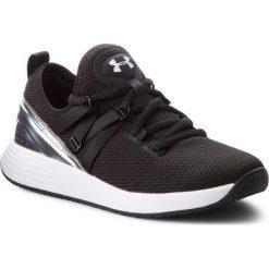 Buty UNDER ARMOUR - Ua W Breathe Trainer 3020282-002 Blk. Czarne obuwie sportowe damskie Under Armour, z materiału. W wyprzedaży za 239.00 zł.
