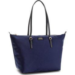 Torebka LAUREN RALPH LAUREN - Chadwick 431700399002  Navy. Niebieskie torebki do ręki damskie Lauren Ralph Lauren, z materiału. Za 529.90 zł.