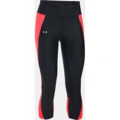 Under Armour Legginsy damskie Fl B Capri czarno-czerwone r. XS (1297933-006). Legginsy sportowe damskie Under Armour. Za 149.99 zł.