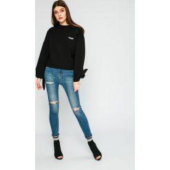 Miss Sixty - Jeansy Luken. Niebieskie jeansy damskie Miss Sixty. W wyprzedaży za 269.90 zł.