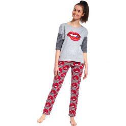 Piżama F&Y girl 200/27 lips szaro-czerwona r. 164. Czerwone bielizna dla chłopców Cornette. Za 80.56 zł.