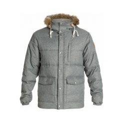 Quiksilver Kurtka Zimowa Woolmore Metal Xl. Szare kurtki sportowe męskie Quiksilver, na zimę. W wyprzedaży za 509.00 zł.