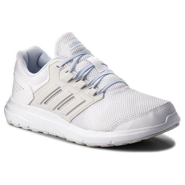 style mody tak tanio piękno Adidas Damskie Buty Do Biegania Galaxy 4 Ftwr White Grey One 37,3